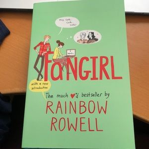 Other - Fangirl by Rainbow Rowell